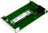 XMC-PCIeSor High Speed PCIe Gen 2 Single SSD Adapter
