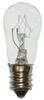Incandescent Light Bulb,S6,10W -- 4RZY7
