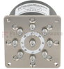 SP8T NO DC to 18 GHz Electro-Mechanical Relay Switch, up to 90W, 12V, SMA -- FMSW6384 - Image