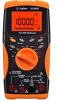 Digital Multimeter, Handheld, Orange, True RMS -- 70180411
