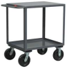 Utility Cart,Cap 4800 Lb,2 Shelves,24x72 -- SD272-P8