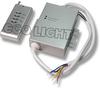 RGB Controller with RF Remote 12V 4A 144W -- LC-LN-1RGBC-WR
