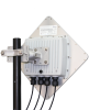 5.8 GHz Outdoor 800 Mbps Wireless 3-Port Ethernet Subscriber Unit -- AW58803HTS