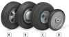 Hand Truck Tires -- 7277700 - Image