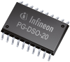 FLEX | Multichannel SPI Low-Side Power Switch -- TLE6220GP -Image