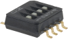 DIP Switches -- 563-1008-6-ND -Image