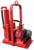 Portable Electric Vacuum Booster Pump Unit -- 402RVNE - Image