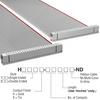 Rectangular Cable Assemblies -- H3AAH-5018G-ND -Image