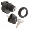 Keylock Switches -- 480-2086-ND