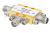 Double Balanced Mixer Operating from 23 GHz to 37 GHz with an IF Range from DC to 13 GHz and LO Power of +13 dBm, Field Replaceable 2.92mm -- PE86X1002 -Image