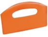 bench scraper orange 5