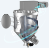 Conical Mixer / Vertical Cone Mixer and Powder Blender -- AM 100 - Image