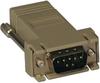 Modular Serial Adapter (DB9 M to RJ45 F) -- B090-A9M