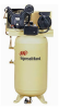 Ingersoll Rand Two-Stage Air Compressor Fully Packaged -- Model 2475N7.5-FP