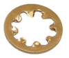 Internal Lock Washer - Bronze
