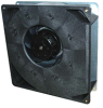 AC Centrifugal Fans w/backward curve blades -- FH160A