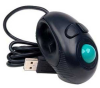 USB Finger Trackball Black -- MS4-USB