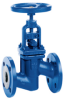 Flanged or Weld End Bellows-type Globe Valve -- NORI 40 ZXLBV/ZXSBV - Image