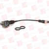 ALLEN BRADLEY 873E-EDZZ0750F4 ( PROXIMITY SENSOR, RIGHTSOUND 18MM RIGHT ANGLE, NPN/PNP (NO OR NC), TRANSMITTED BEAM EMITTER, 18MM DIAMETER, 50MM TO 750MM SENSING DISTANCE, PIGTAIL WITH MICRO QD (DC) ) -Image