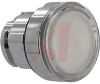 Switch, Pushbutton Operator; Flush Head; Lit; White, Uses protected LED; 22 mm -- 70006963