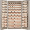 """Heavy-Duty All-Welded Storage Cabinets - 36"""" Wide - QSC-BG-36 - Image"""