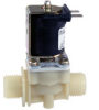 Direct Acting Solenoid Valve, DN 10 Media Separated -- 01.010.127