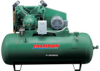 Lubricated Reciprocating Air Compressors -- R-Series
