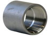304 Stainless Steel Cast Pipe Fitting, Coupling, Class 1… - Image