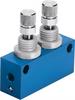GR-1/8X2-B One-way flow control valve -- 152612-Image