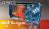 Structured (Cartesian) Mesh Thermal Fluid Analysis Software -- HEAT Designer