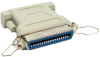 DB25 Male to CN36 Female Printer Adapter -- 30D3-C2 - Image