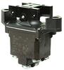 TP Series Rocker Switch, 2 pole, 3 position, Screw terminal, Flush Panel Mounting -- 2TP30-7 -Image