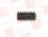 TEXAS INSTRUMENTS SEMI MC3486DR ( RS-422/RS-423 LINE RECEIVER, 5.25V, SOIC16, FULL REEL; DEVICE TYPE:RS422 / RS423 RECEIVER; IC INTERFACE TYPE:RS422, RS423; NO. OF RECEIVERS:4RECEIVERS; SUPPLY VOLT...