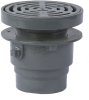 Area Drain with 7 in. Adjustable Top -- FD-300 -- View Larger Image