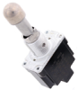 MICRO SWITCH NT Series Toggle Switch, 1 pole, 3 position, Solder terminal, Locking Lever -- 11NT1-1A -Image
