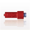 Swabbable Needleless One-Way Sampling Valve, Female Luer Lock, Male Luer Lock -- 90403 -Image