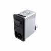 Power Entry Connectors - Inlets, Outlets, Modules -- 817-2227-ND -Image