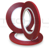 Techsil® TA22641 Red Double Sided Tape 7mm x 33m -- SVTA22320 -- View Larger Image