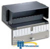 Panduit® Opticom Rack Mount Fiber Enclosure - 12.. -- FRME4