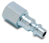 Pneumatic Plug: quick-disconnect, steel, 1/4in ID 1/4in female NPT -- HCP14-14F-J -- View Larger Image