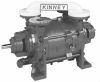Kinney® KLRC™ Two Stage Liquid Ring Vauum Pumps -- Model KLRC 100 125