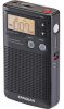 Sangean DT-200X Portable AM/FM Pocket Radio -- DT-200X
