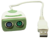 USB to Dual PS/2 Converter Cable Adapter -- UC452