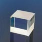 Polarization Beamsplitter Cube and Waveplate