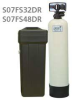 Dual Tank Metered Softeners S07FS32DR, S07FS48DR -- S07FSDR