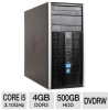 HP Compaq 6200 Pro A2W45UT Desktop PC - Intel Core i5-2400 3 -- A2W45UT#ABA
