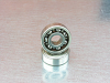 600 Series Extra Small Metric Bearings -- 608