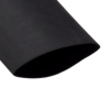 Heat Shrink Tubing -- FP-301-1.5-BLACK-4'-BULK-ND -Image