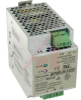 Power Supply, DIN Rail Mount, 24V, 3.70A, 89W, 110/230 VAC, NEC NFPA70 Class 2 -- 70177302