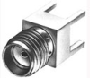TE Connectivity 1408332-1  SMA/QMA RF Connectors -- 1408332-1 - Image